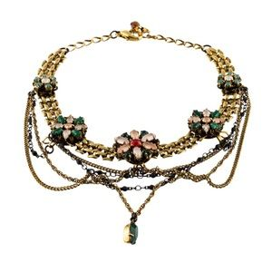 Erickson Beamon necklace.